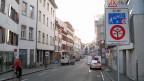 Seit Montag gehört die Basler Innenstadt den FussgängerInnen - eigentlich.
