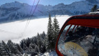 Für Gäste aus dem Euro-Raum werden Ferien in Schweiz massiv teurer. Die Brunnibahn in Engelberg.