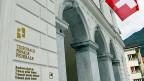 Das Bundesstrafgericht in Bellinzona. Es weist die neue Anklageschrift der Bundesanwaltschaft zurück.