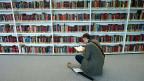 Die Bibliotheks-Glückformel laut dem Basler Bibliotheksdirektor Klaus Egli: Mehr Zeit. Mehr Technik. Mehr Raum.