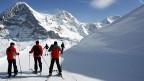 Noch Ende der 1980er Jahre warb die Jungfrau-Region damit, dass «ihr» Schnee zu 100 Prozent Naturschnee sei. Diese Zeiten sind längst vorbei.