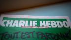 «Charlie Hebdo»: ein Angriff auf die Demokratie, auf die Menschenrechte und auf die Pressefreiheit.