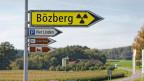 Das Gebiet rund um den Bözberg gilt als möglicher Standort für ein Endlager für hoch- als auch für schwach- und mittelradioaktive Abfälle.