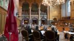 Der Ständeratssaal war lange die Domäne der bürgerlichen Mitte. Auf 34 von 46 Sesseln sassen Politiker der FDP und CVP.