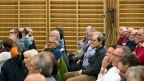 In den letzten Jahren haben in Kerzers im Durchschnitt bloss drei Prozent der Stimmberechtigten die Gemeindeversammlung besucht.