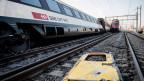 Die Flankenfahrt hätte verhindert werden können, wenn der Zug nur mit 40 statt 59 km/h gefahren wäre.