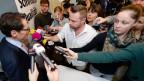 Die SVP Zürich nominiert den Verleger und Publizisten Roger Köppel als Kandidaten für die Nationalratswahlen 2015.