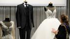 Heiraten kann teuer sein: Für immer noch rund  80'000 Ehepaare hat das Ja vor dem Standesamt eine Steuererhöhung zur Folge.