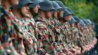 Die Armee der Zukunft soll innert zehn Tagen 35'000 Mann mobilisieren können - nach einem Terror-Anschlag etwa, wenn die Polizei überfordert wäre. Heute würde so etwas Monate dauern.