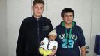 Für die zwei 15-jährigen Egson und Diogo ist klar: Sie wollen mal eigene Kinder haben. Eine Erkenntnis: Eltern werden ist nicht schwer, Eltern sein dagegen sehr.