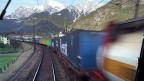 Dem Bundesrat ist der Güterverkehr auf der Schiene ein grosses Anliegen - und doch soll die SBB ihre Güterverkehrstochter SBB Cargo abstossen können.