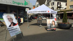 Mehr als 15'000 Leute wohnen in Wallisellen; das Leben der meisten spielt sich in der nahen Stadt Zürich ab. Der SVP muss das kaum Sorgen machen: Mehr als 36 Prozent Wähleranteil hatte sie vor vier, die SP knapp 17 Prozent.