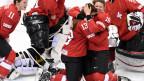 Nur mit weiteren internationalen Erfolgen können die Eishockey Frauen die Aufmerksamkeit auf ihren Sport lenken. Bild von den Olympischen Winterspielen in Sotschi 2014.