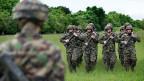 100'000 Mann sind genug - dafür hat sich der Ständerat in diesem März ausgesprochen. Die Armee soll kleiner und der Militärdienst verkürzt werden.