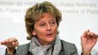 Finanzministerin Widmer-Schlumpf informiert: Damit die Unternehmenssteuerreform III mehrheitsfähig wird, soll die Kapitalgewinnsteuer aus dem Reformpaket gestrichen werden.
