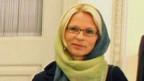 Livia Leu Agosti auf einem Bild von 2009, als sie Schweizer Botschafterin in Teheran war. Bis zur Aufhebung der Sanktionen ist es noch ein steiniger Weg  - für Diplomaten und für Wirtschaftsvertreter.