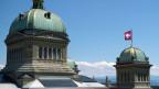 Rund 5,4 Milliarden Franken kostete das Bundespersonal im Jahr 2014. Bundeshaus in Bern.