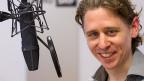 Michael Fehr am 11. Mai 2015 als Gast im «Focus» bei Radio SRF3.