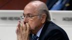 Sepp Blatter eröffnet in Zürich den Fifa-Kongress und bleibt Favorit für die Präsidenten-Wahl.