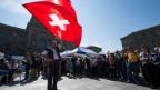 Schweizerinnen und Schweizer geben sich öffnungsbereiter als auch schon - nach einem Jahr im OSZE-Rampenlicht.