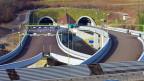 Der Uetlibergtunnel ist in beiden Richtungen gesperrt.