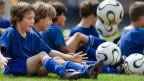 Was bedeutet Fussball dem Nachwuchs? Das Leben, Leidenschaft, Teamgeist. Lebensfreude. Symboldbild.