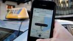 Ist «Uber» nur eine Mitfahrgelegenheit, für die man zahlt, oder ein Taxi.