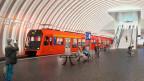 Über 60'000 Leute pendeln täglich mit den RBS-Zügen zwischen Bern und der Agglomeration. Geplant war der RBS-Bahnhof einst für viermal weniger Leute.