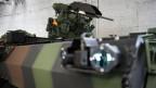 Die Einkaufsliste des Verteidigungsdepartements für die nächsten 6 Jahre umfasst rund 6 Milliarden Franken und enthält viel klassisches Kriegsgerät.