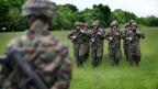 Der Nationalrat debattiert die 5. Armeereform innerhalb von 20 Jahren.