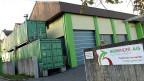 Biogas boomt in der ganzen Schweiz. Eine Vergärungsanlage in der Ostschweiz.