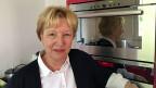 Blick in Annemarie Wildeisens Küche: Sie gönnt sich den Luxus von zwei Backöfen.