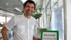 Matti Straub, Gründer der Kaospilotenschule Bern. Ein Kaospilot kann durchaus auch ein Tiefflieger sein, ist seine Meinung.