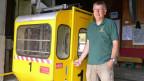 Ewald Berchtold ist seit zehn Jahren Präsident der Seilbahngenossenschaft Amsteg-Arnisee – und wohnt seit 14 Jahren auf Arni.