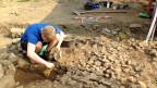 Fund für Fund wird in Tremona alte Geschichte freigelegt.