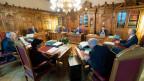 Der Bundesrat will, dass in Zukunft Mitglieder temporär zu Vizepräsidenten ernennt werden können. Das erleichtert den Auftritt auf dem internationalen Parkett.