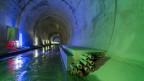 Im Juli 2016 wird der Gotthard Basistunnel eröffnet.