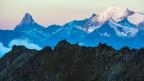 Die Vernunftehe zwischen dem Wallis und der Schweiz niemand ernsthaft in Frage. Das wird sich auch nicht ändern, wenn die Nettigkeiten der 200-Jahr-Feier vorbei sind. Bild: Blick aufs Matterhorn, DAS Walliser Wahrzeichen.