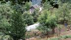 Pianted liegt an einem sehr steilen Hang: 30 Terrassen machen es möglich, trotzdem Gemüse und Früchte anzubauen.