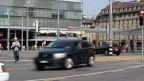 Der Bahnhofplatz Bern - kein  «nice Welcome» für eine Hauptstadt einer grossen Nation, meint der Stadtplaner und Architekt Jan Gehl.