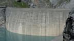 Linth-Limmern wird wahrscheinlich zunächst zum Verlustgeschäft. Die Staumauer am Limmernsee im Glarner Grosstal im Kanton Glarus.