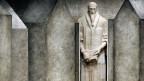 Die laizistischen Genfer Schulen vermitteln zwar keine Religion mehr, dafür aber Wissen über die Religionen – und die so gebildete Generation ist besser vorbereitet auf eine komplizierte, vielfältige Welt. Bild: Calvin-Statue in Genf.