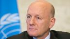Manuel Bessler, Delegierter des Bundesrats für Humanitäre Hilfe: «Für Syrien wird es sicherlich neue Finanzen brauchen; die Bedürfnisse sind gigantisch.»