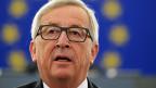 Die Geschichte Europas sei eine Geschichte von Millionen Flüchtlingen. Deshalb dürfe Europa die Bedeutung des Asyls nie vergessen, mahnt EU-Kommissionspräsident Jean-Claude Juncker in seiner ersten Rede zur Lage der Europäischen Union.