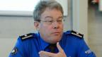 Viele der Personen, die von Süden her kommen, wollen weiter und die Schweiz bloss durchqueren; diese weise die Grenzwache aber konsequent nach Italien zurück, sagt Grenzwachtkorps-Kommandant Jürg Noth.