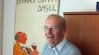 Der wohlhabende Rentner René Zürcher, der in einer Seniorenresidenz lebt.