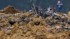 Der Schweizer Kampfjet ist nicht wegen einer Kollision abgestürzt.