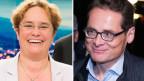 Unternehmerin Magdalena Martullo-Blocher (links) und «Weltwoche»-Chefredaktor Roger Köppel