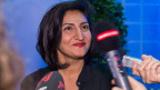 Sibel Arslan, neu  gewählte Nationalrätin.