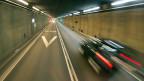 Verkehrsministerin Doris Leuthard will sie unbedingt: Eine zweite Röhre zum bestehenden Gotthard-Strassentunnel.